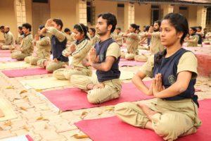 Certificate Course in Yoga