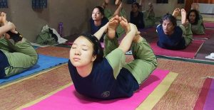 Advance Course In Yoga