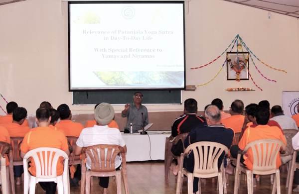 MA Course in Yogashashtra