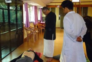 pranayama teacher training workshop