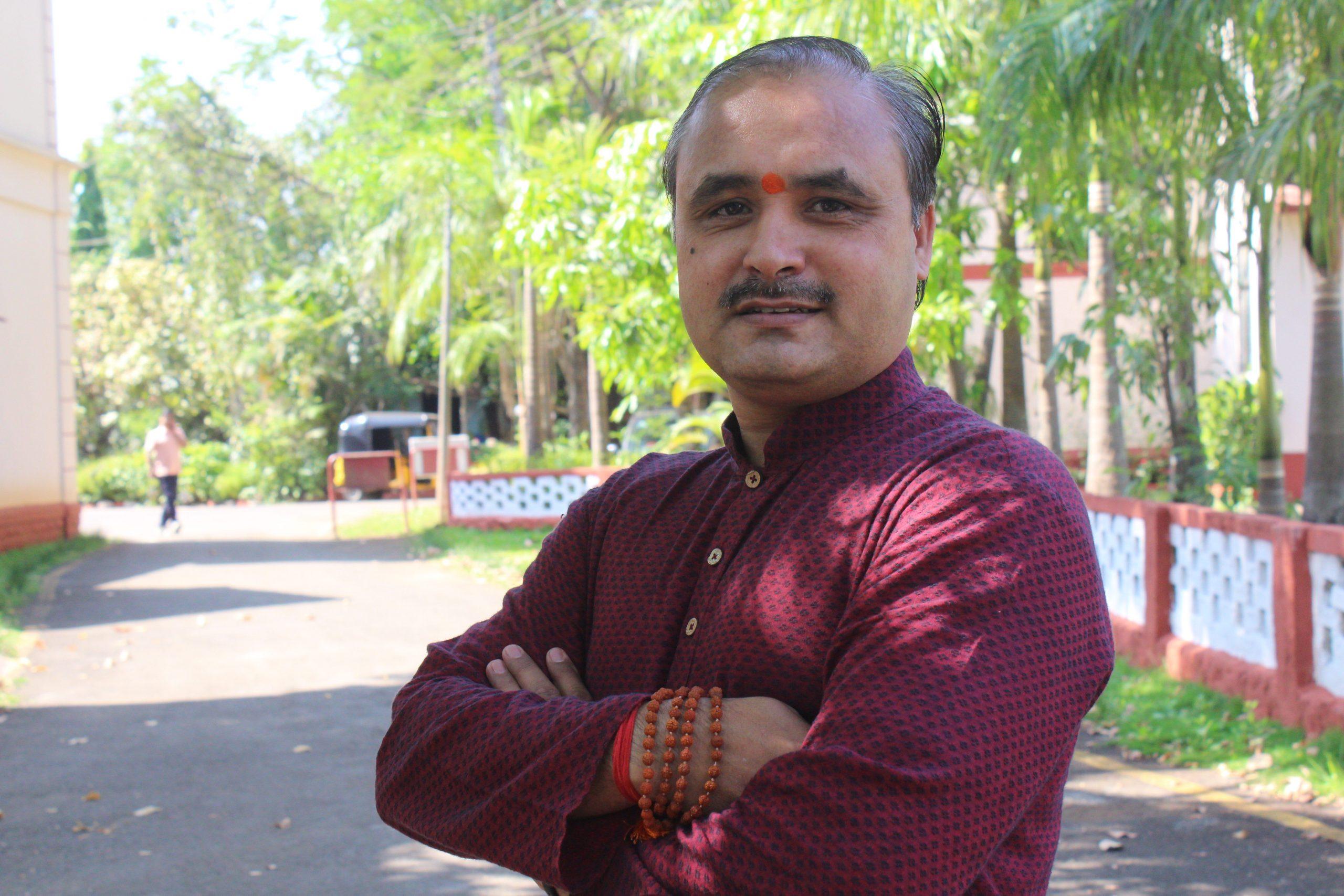 <b>Shri Vivek Tiwari</b>