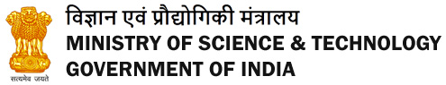 4 Ministry of Science and Technology government of India logo